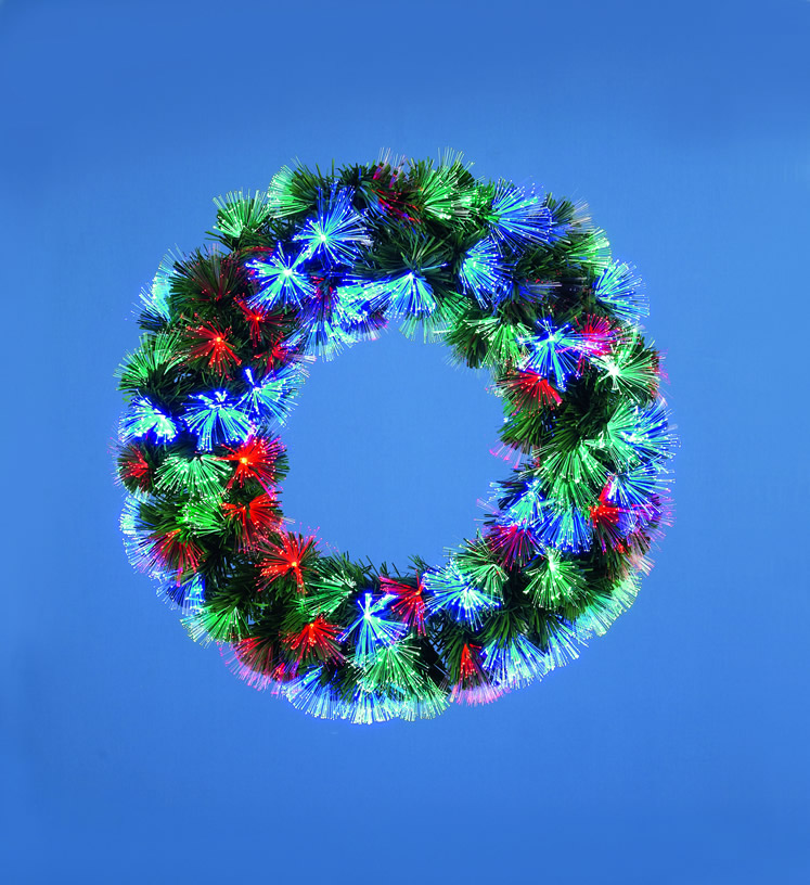 Wreath | Multicolour | 60cm