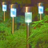 These Solar Lights Are Perfect For Your Drive And Pathways
